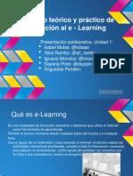 E Learning.