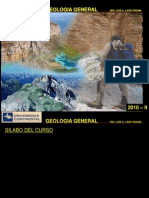Primera Clase Geologia