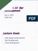 Rebar Development Lengths_ppt