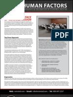 Factors for Control Room Design