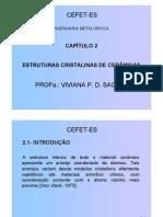 Captulo_2 (Estrutura Cristalina Das Ceramicas)
