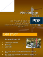 Microfinanceuniversity of Luzon
