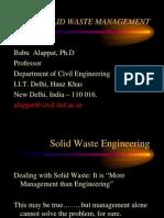 Soild Waste Management Alappat
