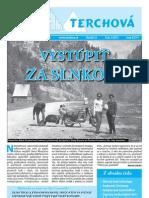 Obecné noviny Terchová - 2012 / 2