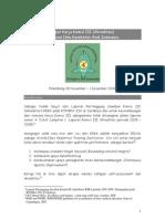 Dody Firmanda 2008 - Rapat Kerja Komisi III Akreditasi Kolegium IKA