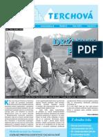 Obecné noviny Terchová - 2012 / 3