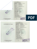 BickWord Document