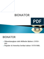 Presentasi Bionator lengkap1
