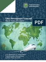 2012 FAA Aerospace Forecast