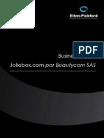 Etude Business Model Joliebox