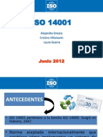 Presentacion Iso 14001