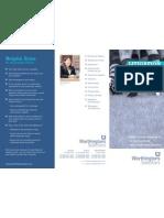 Worthingtons Solicitors Belfast - Litigation Leaflet 2012
