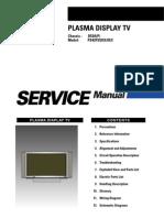 Samsung Plazma Tv Ps42p2sdxxec Chassis d53a p Sm