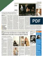 Recensione di Veneto Ridens, Giornale di Vicenza 02.07