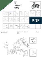 Centro 160 i.e. Catalogo Parti