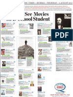 30 Must See Movies for B School-Students