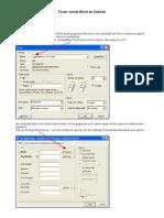 Faxen Vanuit Word en Outlook