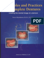 Principle and Practices of Complete Denture