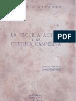 015 Escuela Activa