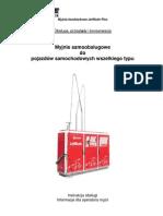 Instrukcja Jetwash Plus