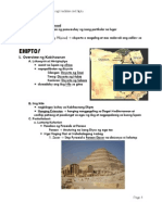 Handout-Egypt (With Answers)