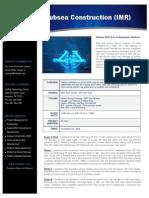 Marine Web Summary
