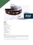 Processor Chocolate Cake