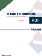 Planilla Electronica