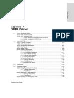 VHDL Primer