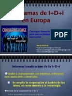 Presentacion Proyectos Europeos