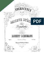 Schumann - Kindersehnen - Traumerei