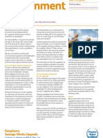 Environment - leaflet