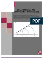 Trabajo Triaxial Consolidado Drenado CD - Copia
