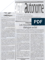 Bulletin info 2éme trimeste 2012
