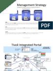 Tivoli Service Operations Framework