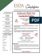 July Lamplighter