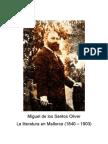 La literatura en Mallorca (1840 - 1903)