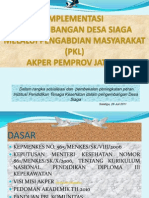IMPLEMENTASI Desa Siaga.ppt