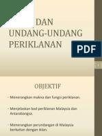 Unit 6 Etika Dan Undang-undang Periklanan