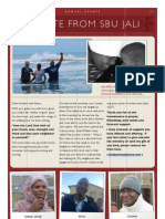 Sbus Newsletter 2012