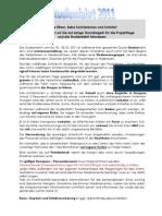 Verhaltensregeln 2011 RO+Vs