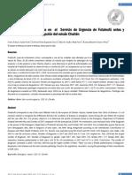 Rev Chil Estud Med 2012; 6(1); 7-12; Ayala C. et al