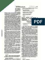 DS 055-2010-EM Normas Legales Para La Mineria