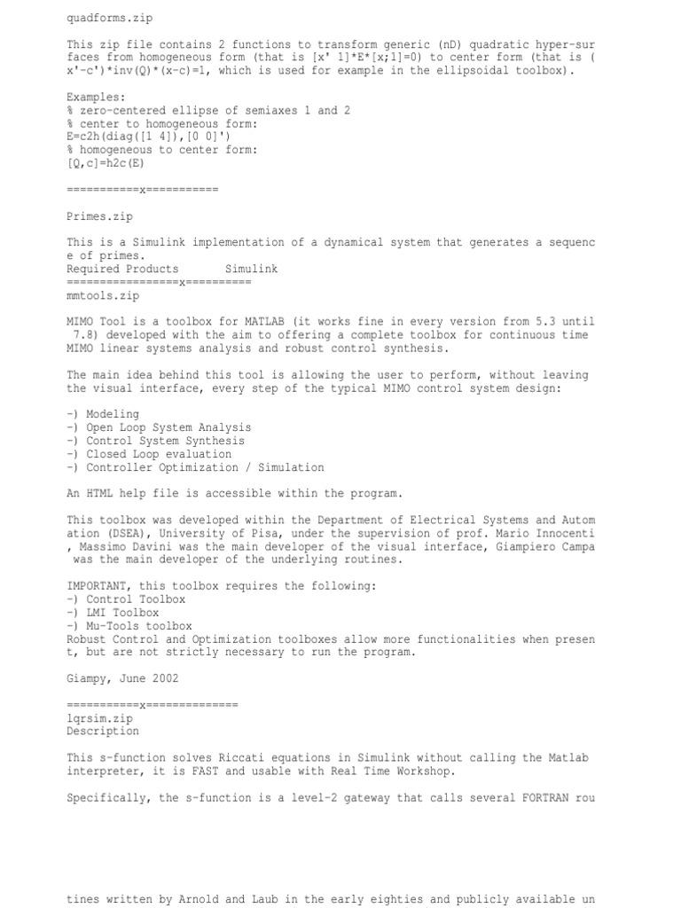 Sim u Link Example | Matlab | Arduino