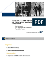 SAP NetWeaver Master Data Management 5.5 SP3 MDM (1)