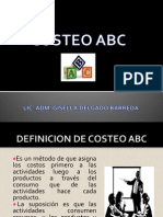 Costeo ABC