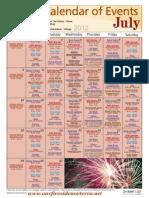 Norterra Calendar July 12-5