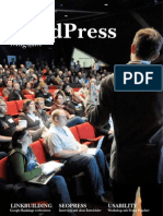 WordPress Magazin Januar 2011 (Deutsch/German)