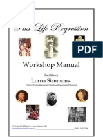 Past Life Regression Workshop Manual