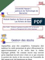 Séance I Stock